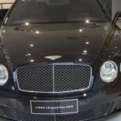 Bently in china