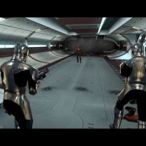 Star Wars: Knights of the Old Republic [OpenGL - 3D Vision Wrapper]