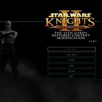 Star Wars: Knight of the Old Republic II [OpenGL-3D Vision Wrapper]