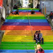 Istanbul Steps