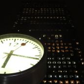 The Clock, Canary Wharf