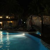 Pool bridge @ Dunas Suites