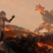 Summoning the Lava Giant