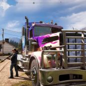 Far cry 5 truck