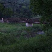 Bridge over  White Water River