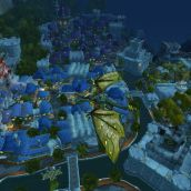 Stormwind - World of Warcraft - 3
