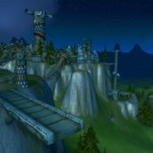 Thunderbluff - World of Warcraft