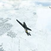 IL2 Bos ext. view