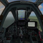 DCS fix mode 2 : HUD OK, MFD KO