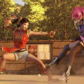Tekken Blood Vengeance 3D - 2