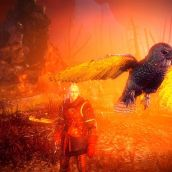 the witcher 2: 3D Pop-Out Effect