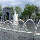 Onyx's National Mall - World War II Memorial