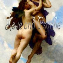 Bouguereau Love and Psyche