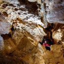 Pál-völgyi cave in Hungary