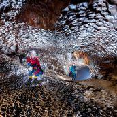 Scallops in the cave Markov spodmol