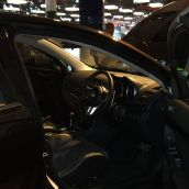 Mitsubishi Lancer Evolution X Inside