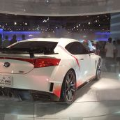 Toyota G Sports FT-86
