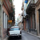 Calle de la Habana Vieja I