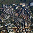 Vista aérea de algún lugar