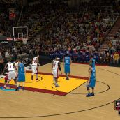 NBA 2K13 much improved with shadows removed using helixmod fix
