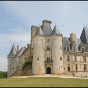 Castle of La Rochefoucauld - iv