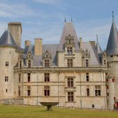 Castle of La Rochefoucauld - vii