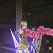 My gun is 激カワ♥v♥