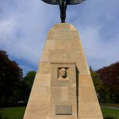Otto Lilienthal Denkmal