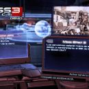 Mass Effect 3 demo main menu