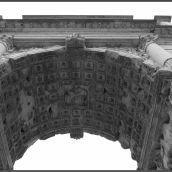 Arco di Tito Rome 3D