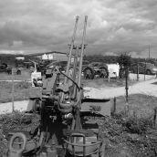 Gun Grandcamp maisy Normandy