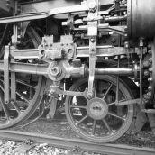 Steam locomotive 3D