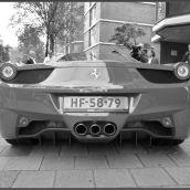 Ferrari 458 Italia 3D