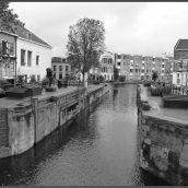 Oude Sluis Schiedam 3D