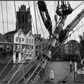 Shtandart frigate in Dordrecht