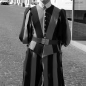 Swiss Guard St-Pieter Rome 3D