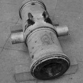 Cannon Legermuseum Delft 3D