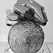 Jeff Koons Egg 3D