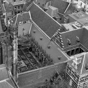 View from Domtoren Utrecht 3D