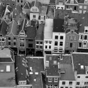 View from Dom Utrecht 3D