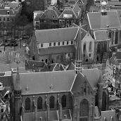 View from Dom Utrecht 3D