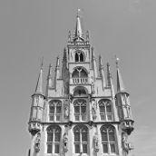 Townhall Gouda 3D