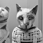 Abydos mummy-cat 3D