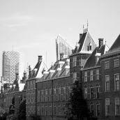 Hofvijver The Hague 3D