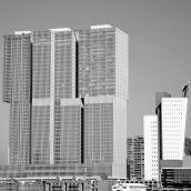 Wilhelminapier Rotterdam 3D