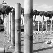 Forum Trajan Rome 3D
