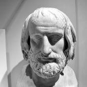 Portrait Euripides 3D