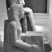 Egypt Statue RMO 3D