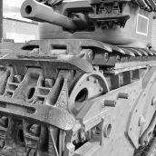 Churchill Vk V Tank 3D