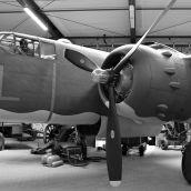 B25 Mitchell Bomber 3D